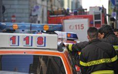 Firenze: evacuato un palazzo per allarme monossido, una persona ricoverata in ospedale