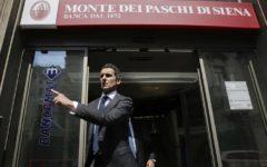 Monte Paschi: perdite per 3 miliardi attese nel primo semestre 2017