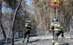 Toscana, incendi: stop dei treni lungo la linea Pistoia-Viareggio, tra Montecarlo e Altopascio
