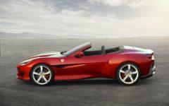 Ferrari: svelata la nuova Gran Turismo V8, Portofino (foto), erede della California