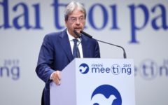 Rimini: incentivi per il lavoro dei giovani al centro della legge di bilancio. Lo afferma Gentiloni