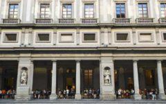 Firenze: uffizi riaperti regolarmente. Riserve del condizionatore per una settimana