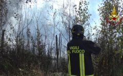 Firenze, incendi: fuoco minaccia case nelle zone collinari, evacuate alcune abitazioni sopra Careggi