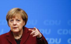 Berlino: Merkel, garantire benessere ai pensionati e lavoro ai giovani