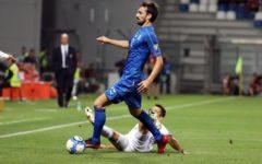 L'Italia batte Israele (1-0) fra i fischi, ma mette l'ipoteca sul playoff. Gol di Immobile