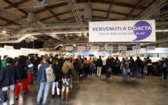 Firenze: «Fiera Didacta Italia», con le innovazioni per la scuola, inaugurata dalla ministra Valeria Fedeli