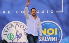 Firenze: devastato gazebo Lega. Insulti ai militanti del Carroccio