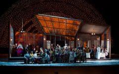 Firenze: teatro gremito per «La Bohème» di «Passione Puccini»