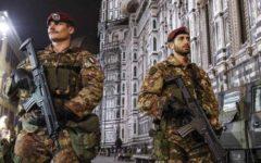 Firenze, sicurezza: il Ministro Pinotti, ci sono già abbastanza militari impegnati nell'operazione Strade sicure