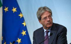 Fisco: Gentiloni, web tax arriverà nell'iter parlamentare della legge di bilancio