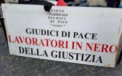 Giudici pace: larga adesione (90%) allo sciopero, durerà tutta la settimana