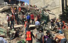 Terremoto, Città del Messico: oltre 200 morti finora, fra questi 20 bambini sotto le macerie della scuola