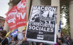 Parigi: proteste contro la riforma del lavoro voluta da Macron