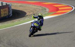 Moto GP Aragon: Valentino Rossi terzo nella pole. Impresa fantastica