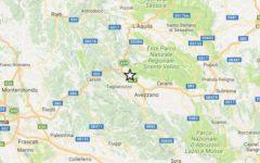 L'Aquila, terremoto: scosse di magnitudo 3,9 nella Marsica, paura ma nessun danno
