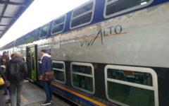 Treni: sconto del 10% a maggio 2018 su abbonamento pendolari (risarcimento maltempo)