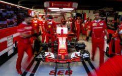 Singapore GP F1: Ferrari in pole position con Vettel, quarto Raikkonen
