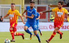 Fiorentina sul velluto a Benevento: 0-3. Gol di Benassi, Babacar e Thereau (rigore). Pagelle