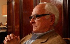 Firenze: al regista James Ivory il Fiorino d'oro. Lo ha consegnato il sindaco Nardella
