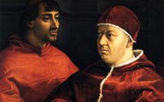 Firenze: affidato per il restauro all'Opificio delle Pietre Dure il ritratto di Leone X di Raffaello