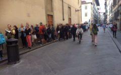 Firenze, sicurezza: museo dell'Accademia sorvegliato da Guardia di Finanza e militari