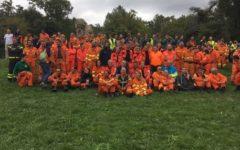 Regione Toscana: medaglia d'oro al servizio antincendio