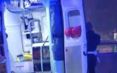 Gavorrano (Gr): sette feriti in uno scontro causato da auto piena di senegalesi (7)