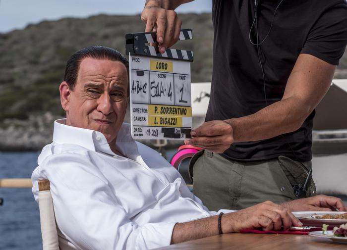 Un film in lingua inglese su Berlusconi, si intitolerà