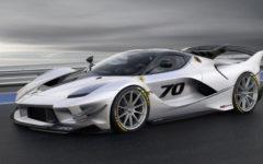 Auto: la nuova Ferrari FXX-K EVO presentata al Mugello. Per clienti selezionati