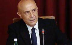 Firenze: Minniti, la partita della sicurezza su migranti e terrorismo si vince fuori dai nostri confini