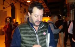 Palermo: dopo il treno del pd, quello della Lega. Salvini in tour in Sicilia