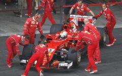 Messico F1: Vettel e Ferrari in pole davanti a Verstappen