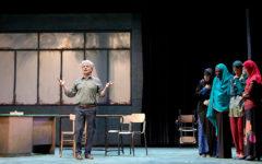 Firenze: al Teatro della Pergola Fabrizio Bentivoglio in «L'ora di ricevimento»