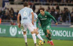 Buona Fiorentina: pari con la Lazio (1-1). Gol di Babacar su rigore (grazie al Var). Pagelle