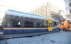 Firenze: Rock e Pop, i nuovi treni per pendolari, in mostra in Piazza delle Repubblica