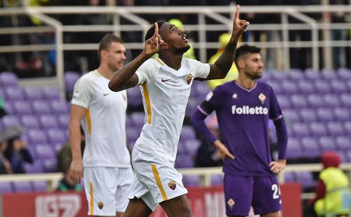 Ufficiale: Gerson passa alla Fiorentina in prestito annuale