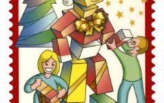 Natale 2017: dal 1 dicembre francobolli per auguri. Annullo speciale a Firenze