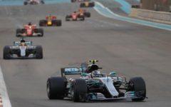 F1 Gran Premio Abu Dhabi: nuova doppietta Mercedes, vince Valteri Bottas. Terzo Vettel