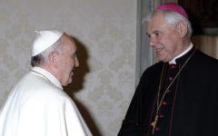 Vaticano: cardinale Muller, io mai contro papa Francesco, ma alcune istanze vanno ascoltate