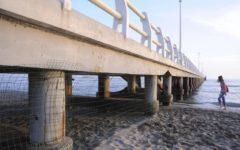 Forte dei Marmi: pontile vietato. La Capitaneria chiede verifica statica