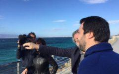 Salvini (Lega): 500.000 migranti da espellere. Lo ha detto a Cagliari
