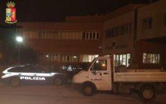 Livorno: all'imbarco con camion rubato. Fermato dalla Polizia stradale