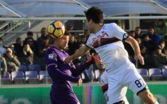 Fiorentina inciampa con il Genoa (0-0). E non scavalca il Milan. Pagelle