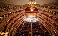 Firenze: «Andrea Chénier» in diretta dal Teatro alla Scala al Cinema Adriano