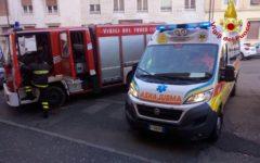 Arezzo: incendio in abitazione, anziano trovato morto dai vigili del fuoco