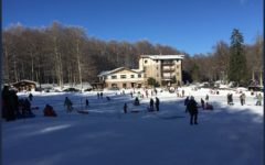 Bollettino neve, Capodanno 2018: piste eccellenti dall'Abetone all'Amiata. Appuntamenti con gli sci