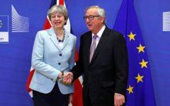 Brexit: Londra pessimista, ma Juncker lancia un ramo d'ulivo