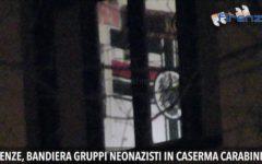 Bandiera neonazista nella Caserma Baldissera: avviate indagini interne dei carabinieri, interessata la procura militare