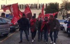 Commercio: sciopero dei lavoratori per il rinnovo del contratto. Presidio davanti a Legacoop