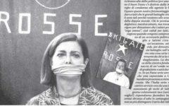 Salvini imbavagliato dalle Br: dopo un articolo del tempo reagisce la presidenta Boldrini